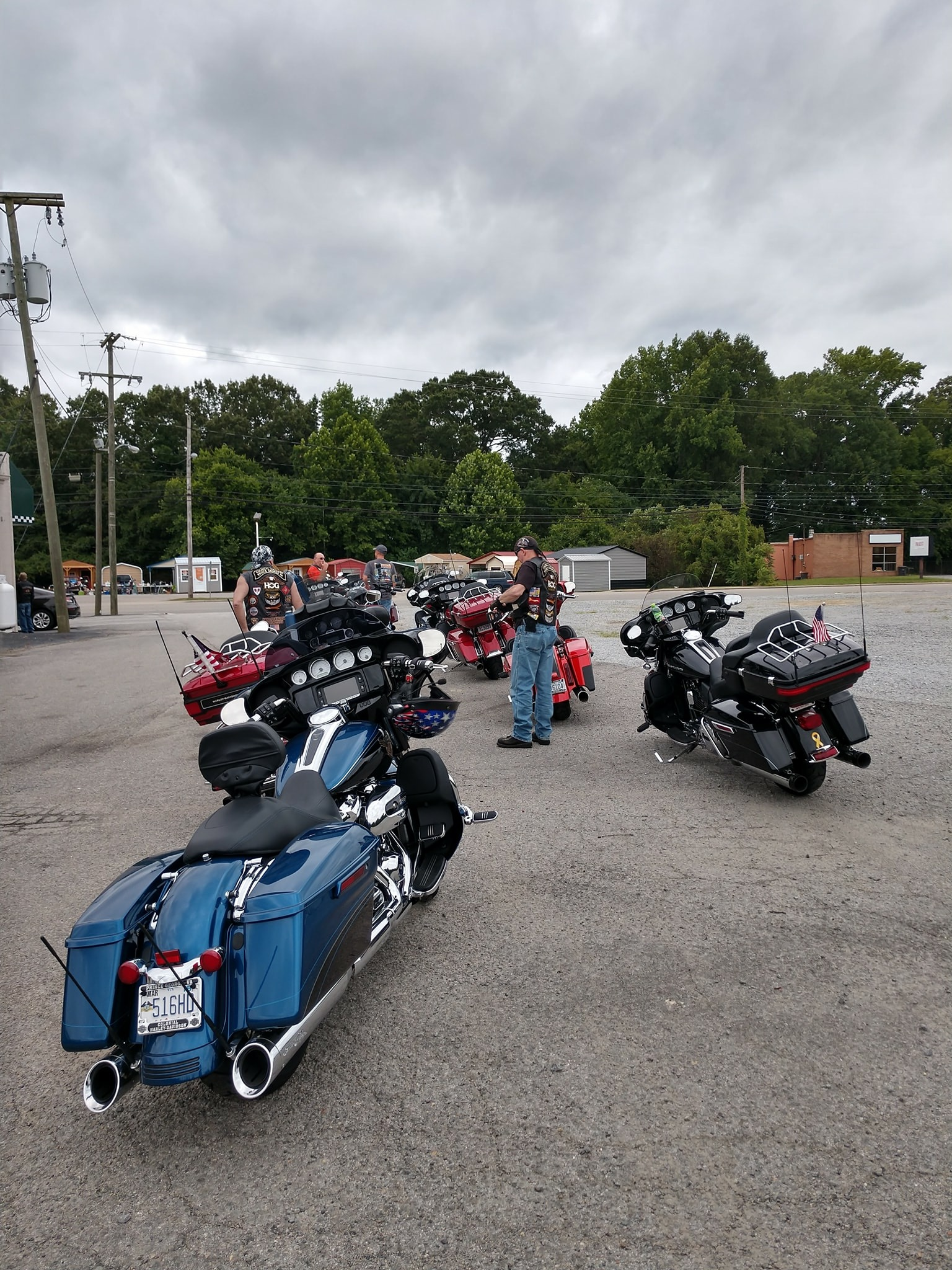 Lunch Stop - July 2018