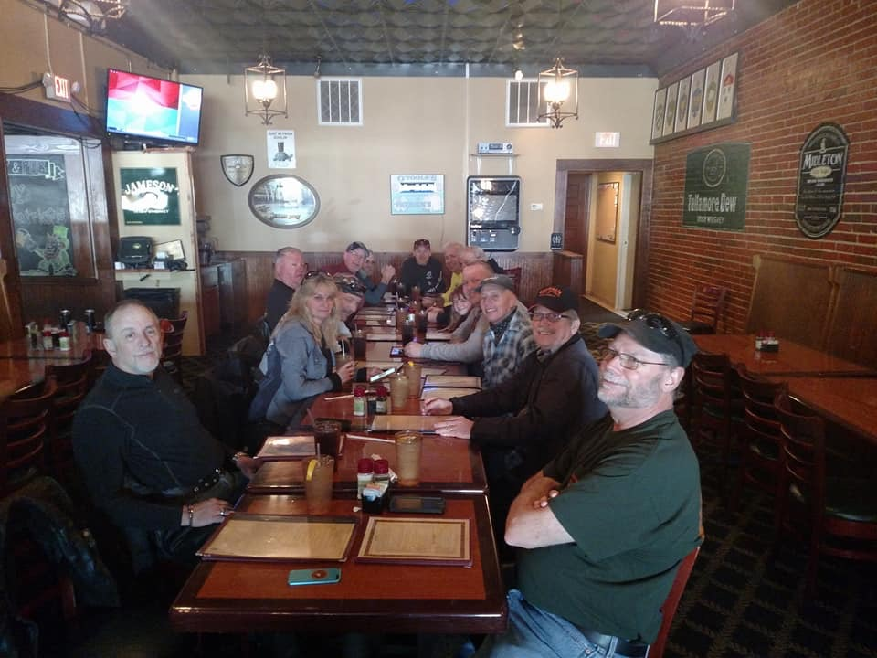 The Lunch Crew - Feb. 2018
