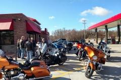 Ride to O'Toole's - Feb. 2018