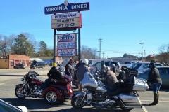 Ride to VA Diner - Jan. 2018
